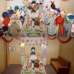 【ネタ】リーユエ海灯祭とモンド風花祭の登場プレイアブルキャラの差はこんなもんか?