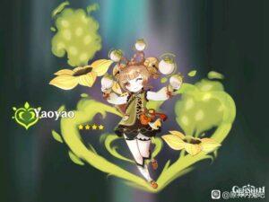 【原神】ヨォーヨちゃんのイラストがこれってマジ!? ← 流石にコラだよな???