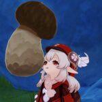 【ネタ】なんかめっちゃデカい松茸見つけた