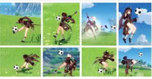 【ネタ】フータオちゃんがサッカーをした結果www ← 違和感ないってマジ!?