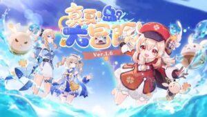 【原神】Ver.1.6アップデートの「真夏!島?大冒険!」予告PVが公開されたぞ!